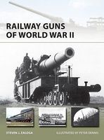 Osprey-Publishing Vanguard- Railway Guns of WWII Military History Book #v231