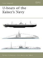Osprey-Publishing Kriegsmarine U-Boats 1939-45 (1) Military History Book #v51