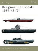 Osprey-Publishing Kriegsmarine U-Boats (2) 1939-45 Military History Book #v55