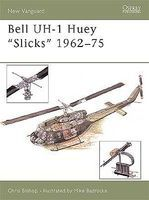 Osprey-Publishing Bell UH1 Huey Slicks 1962-75 Military History Book #v87