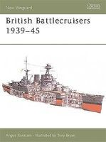 Osprey-Publishing British Battle Cruisers 1939-45 Military History Book #v88