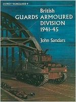 Osprey-Publishing British Guards Armoured Division 1941-45 Military History Book #van9