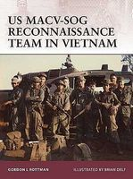 Osprey-Publishing Warrior US MACV-SOG Reconnaissance Team in Vietnam Military History Book #w159