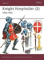 Osprey-Publishing Warrior Knight Hospitaller (2) 1306-1565 Military History Book #w41
