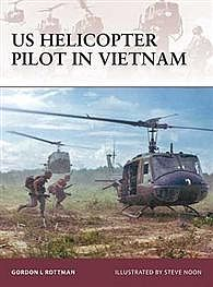 Osprey-Publishing US Helicopter Pilots in Vietnam Military History Book #war128