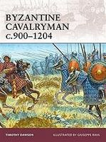 Osprey-Publishing Byzantine Cavalryman c.900-1204 Military History Book #war139