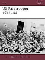 Osprey-Publishing US Paratrooper 1914-45 Military History Book #war26