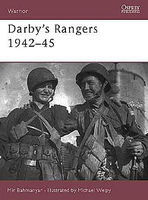 Osprey-Publishing Darbys Rangers 1942-45 Military History Book #war69