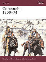Osprey-Publishing Comanche 1800-74 Military History Book #war75