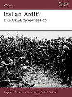 Osprey-Publishing Italian Arditi Elite Assault Military History Book #war87