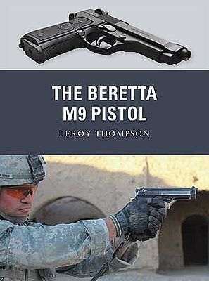 Osprey-Publishing Weapon The Beretta M9 Pistol Military History Book #wp11