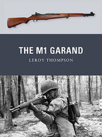 Osprey-Publishing Weapon The M1 Garand Military History Book #wp16