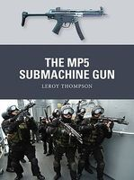 Osprey-Publishing Weapon MP5 Submachine Gun Military History Book #wp35