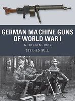 Osprey-Publishing Weapon- German Machine Guns of WWI Military History Book #wp47
