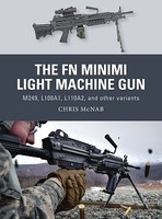 Osprey-Publishing Weapon- FN Minimi Light Machine Gun M249, L8A1, L110A2 & other variants