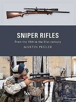 Osprey-Publishing Weapon Sniper Rifles 19th to 21st Century Military History Book #wp6