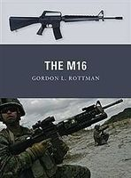 Osprey-Publishing The M16 Military History Book #wpn14
