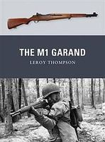 Osprey-Publishing The M1 Garand Military History Book #wpn16
