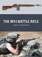 Osprey-Publishing The M14 Battle Rifle Military History Book #wpn37
