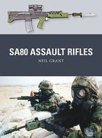 Osprey-Publishing SA80 Assault Rifles Military History Book #wpn49