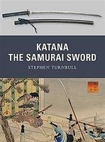Katana Sword of the Samurai Military History Book #wpn5