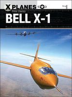 Osprey-Publishing Bell X-1 Military History Book #xpl1