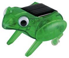 OWI Happy Hopping Frog Mini Solar Kit