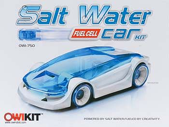 OWI Inc. Salt Water Fuel Cell Car