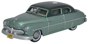 Oxford Mercury 8 1949 2-Tone Grn HO-Scale