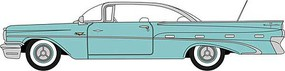1959 Pontiac Bonneville - Assembled Seaspray Green
