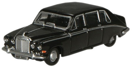 Oxford Daimler DS420 - Assembled Black - N-Scale