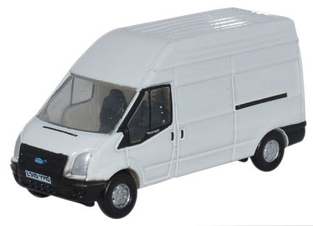 Oxford FORD Transit Network Rail - N-Scale