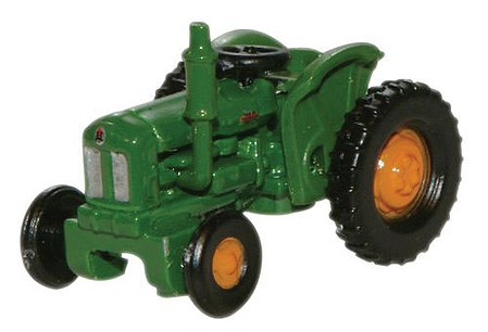 Oxford Fordson Tractor green - N-Scale