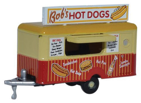 Oxford Mobile Trlr Bobs Hot Dog - N-Scale