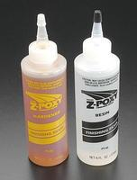 Pacer Z-Poxy Finishing Resin 12 Ounce Hobby and Craft Fiberglass Resin #pt40