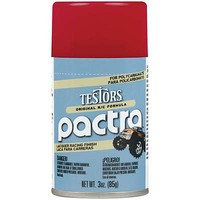 Pactra (bulk of 3) Pactra Bright Red RC Lacquer Spray 3oz