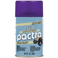 Pactra (bulk of 3) Pactra Candy Purple RC Lacquer Spray 3oz