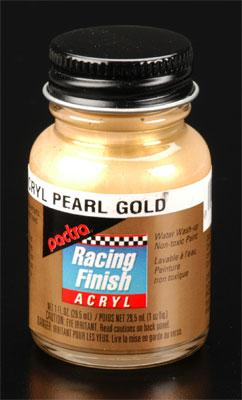 Pactra 1 OZ. PEARL GOLD 6 PK.