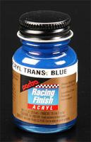 Pactra R/C Acrylic Transparent Blue 1 oz Hobby and Model Acrylic Paint #rc5302