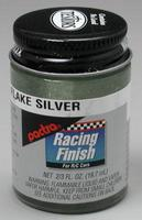 Pactra (bulk of 6) 2/3oz. Bottle R/C Racing Finish Metallic Flake Silver (D)