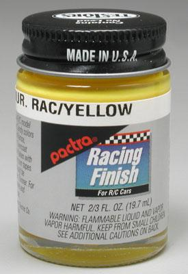 Pactra FLUORESCENT RACING YELLOW