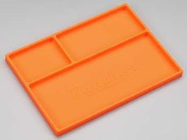Panther Parts Tray Florescent Orange