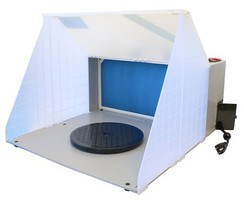 Paasche Hobby Spray Booth 16.5'' x 13.5'' x 19'' (HB-16-13)