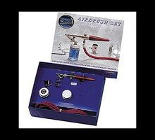 Paasche Airbrush Set w/F Brush (Regular) (F-SET) Airbrush and Airbrush Set #21h