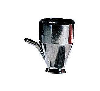 Paasche Airbrush Comp. 1/4oz. Metal Color Cup (7cc) (F-1/4oz) -- Airbrush Accessory -- #4812