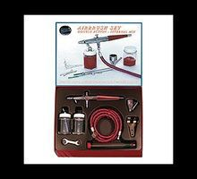 Paasche VL- Set w/Swivel Nut Connection (VLS-SET) Airbrush and Airbrush Set #53