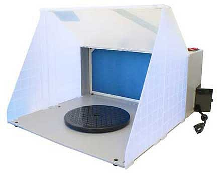 Paasche Hobby Spray Booth- 16W x 13H x 19D