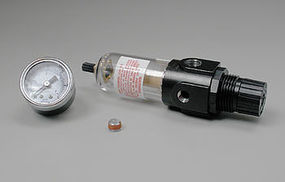 Paasche R-75AR Air Regulator w/Filter & Gauge Airbrush Accessory #r75ar