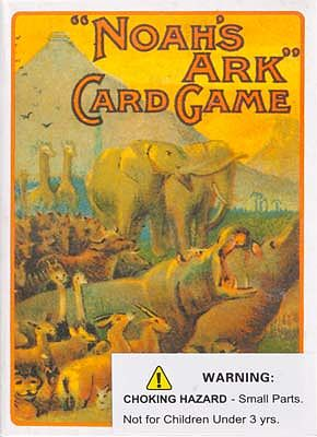 Patal Noah's Ark Card Game