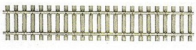 Peco (bulk of 25) Code 100 Concrete Tie Flex Track 36 Model Train Track HO Scale #1162